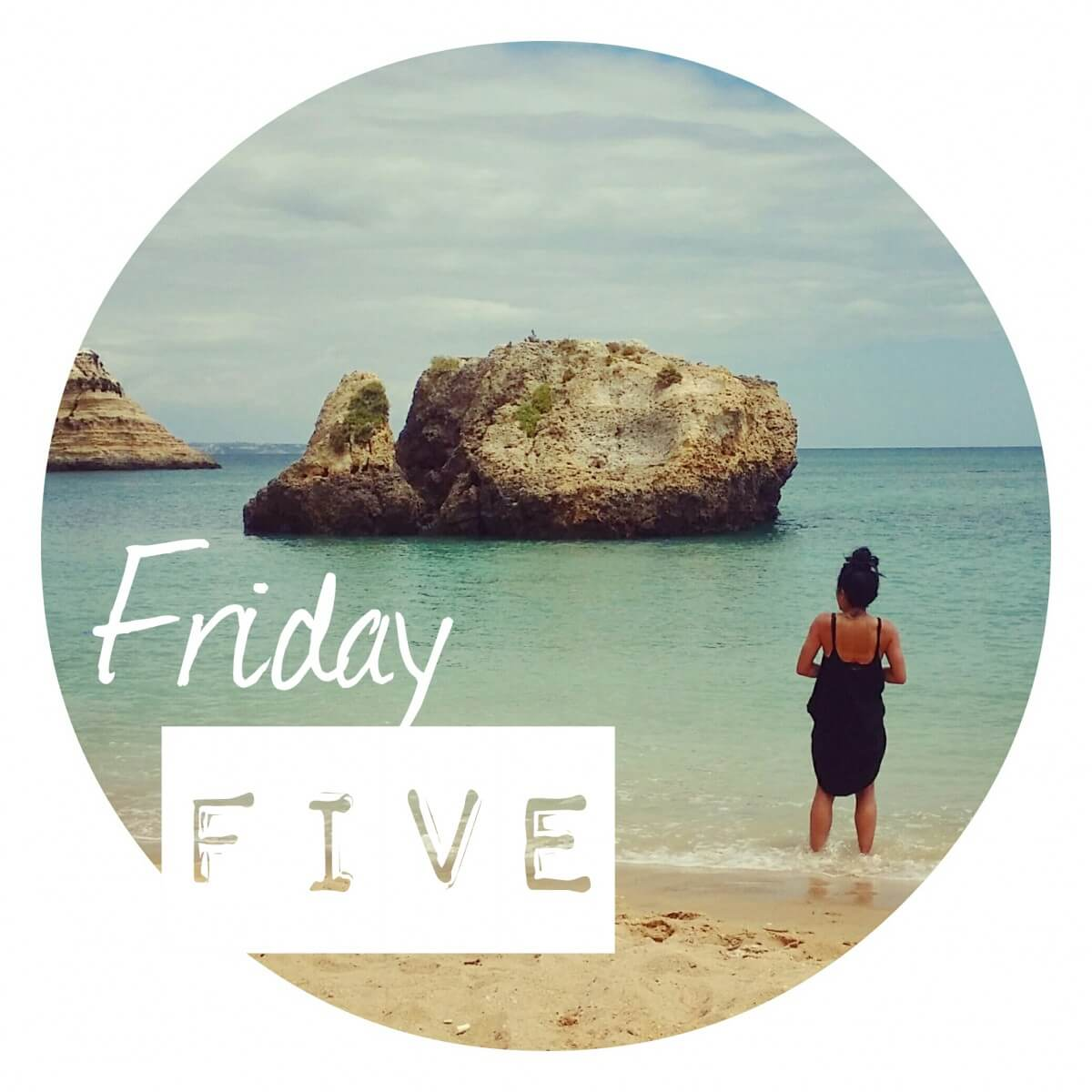 Friday five where is tara povey Irish travel blog