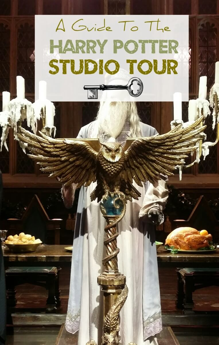Harry Potter Studio Tour - Where Is Tara?