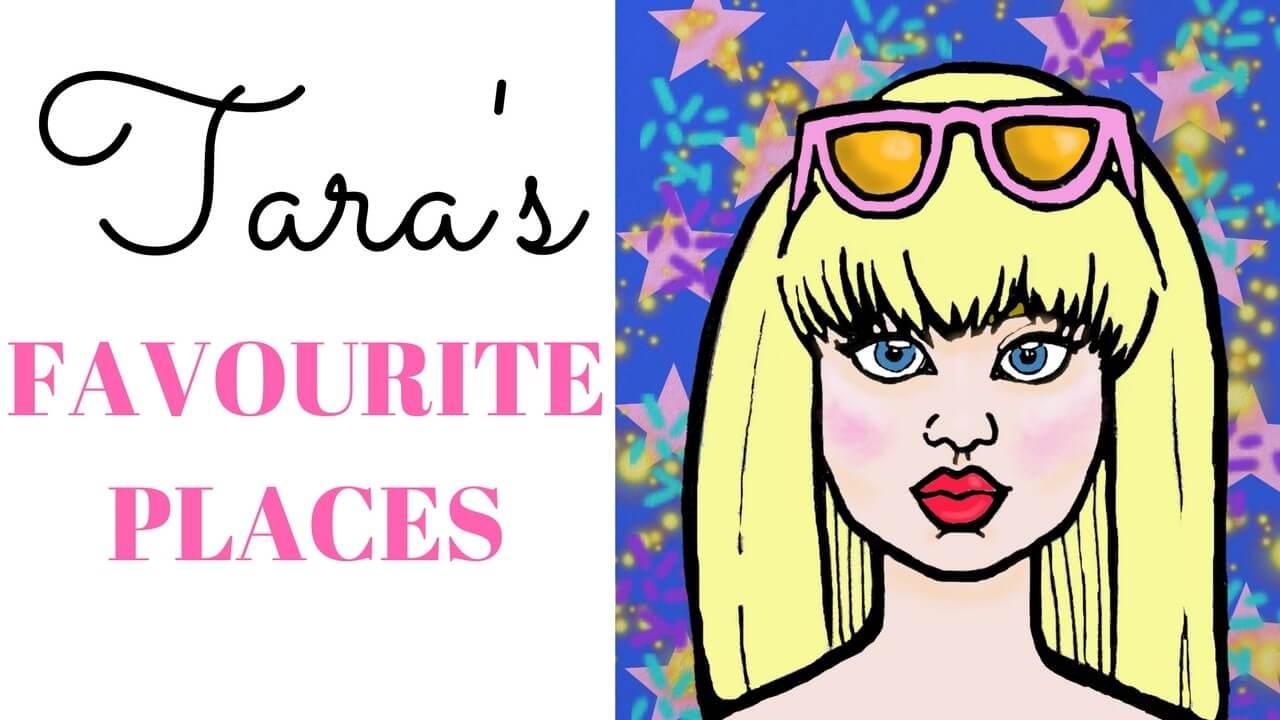 Taras destinations page where is tara