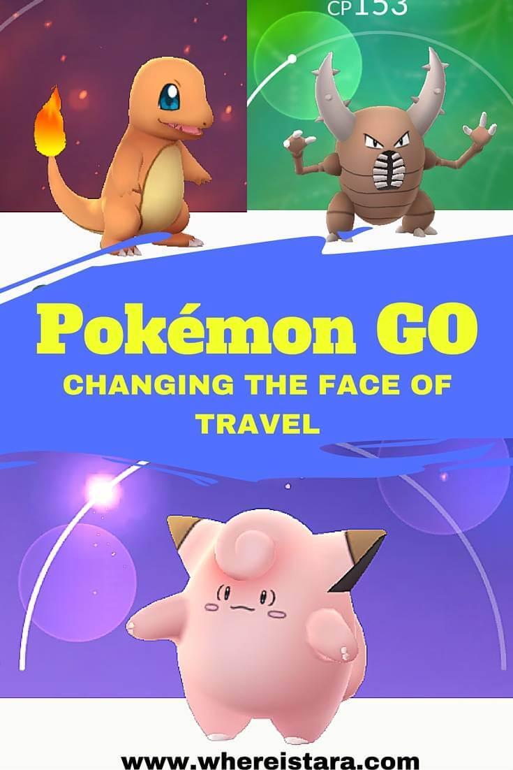 pokemon go travel tourism where is tara povey top irish travel blogger