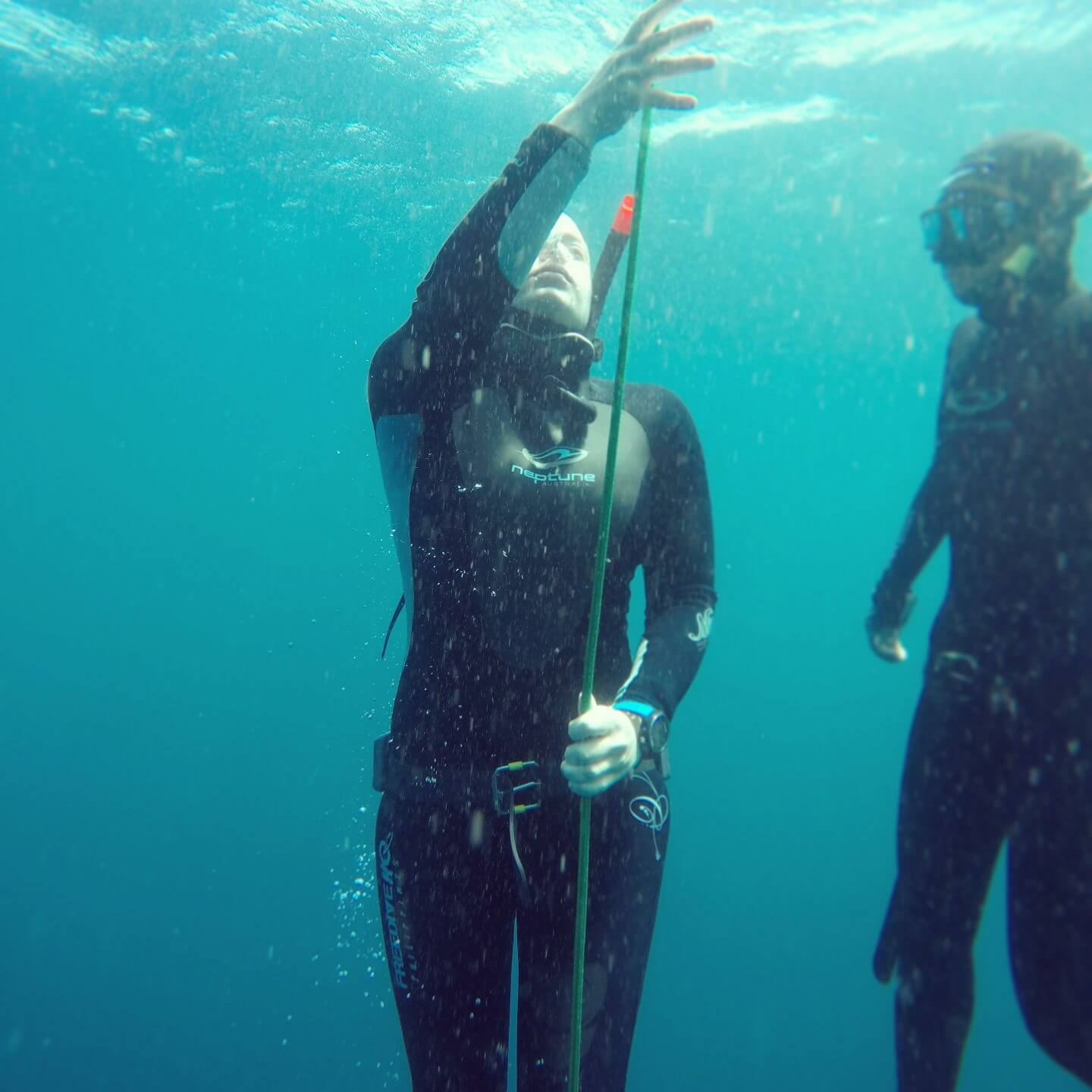 learning to freedive freediving training freediving course freediving techniques freediving certification
