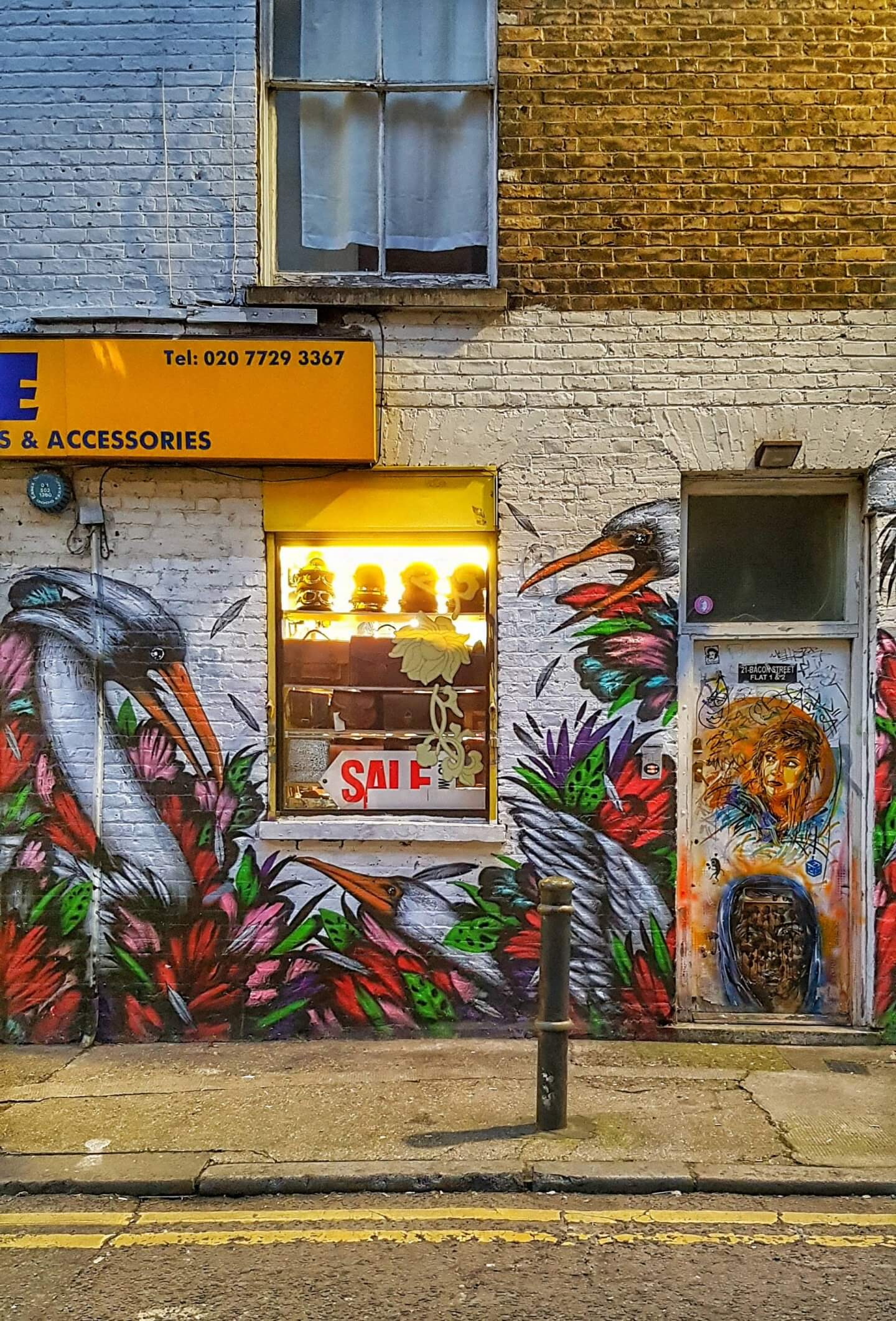 brick lane street art london where is tara povey top irish travel blogger