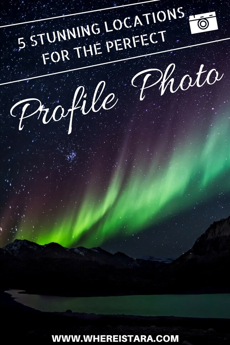 5 STUNNING LOCATIONS FOR THE PERFECT PROFILE PHOTO where is tara