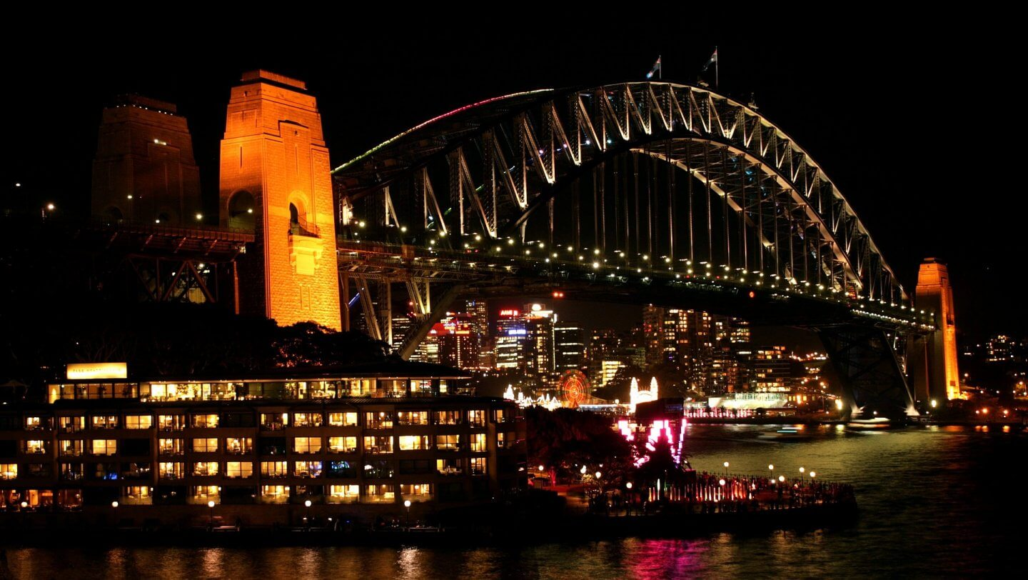 sydney-harbour-bridge-things to see in australia
