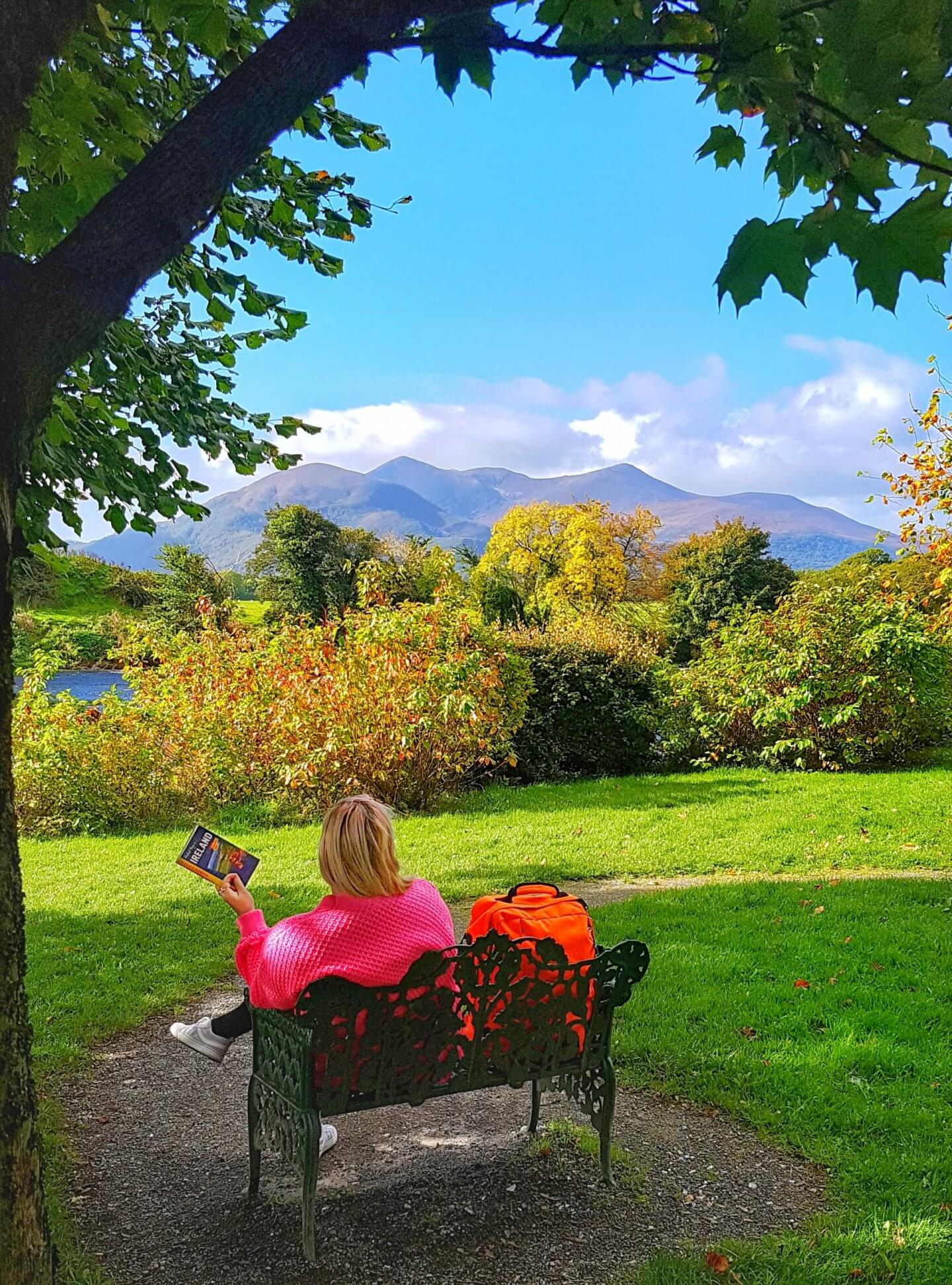 staycation ideas in Ireland