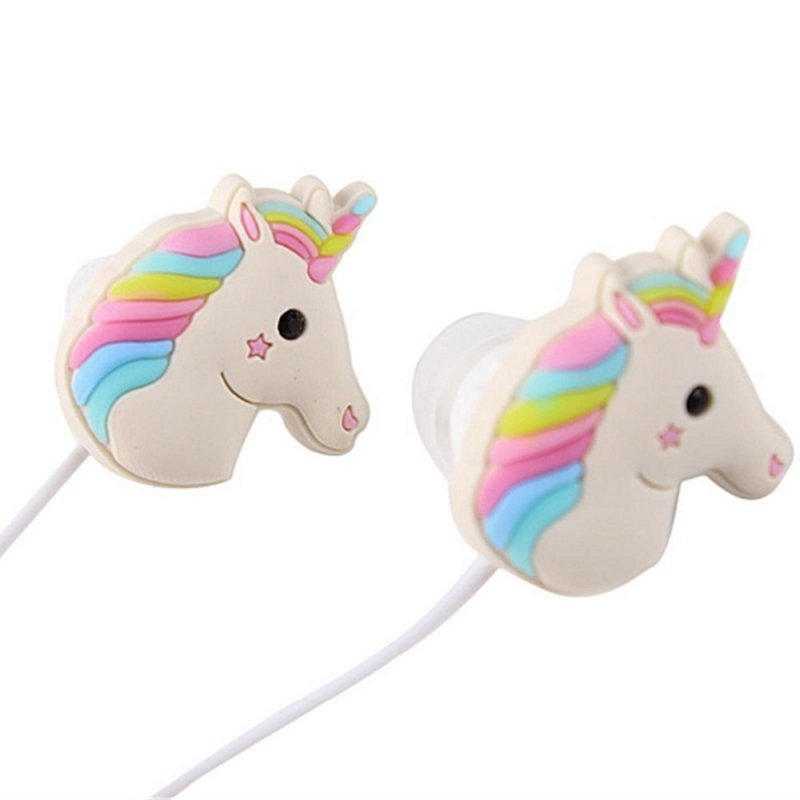 unicorn gifts earphones christmas travel gifts where is tara