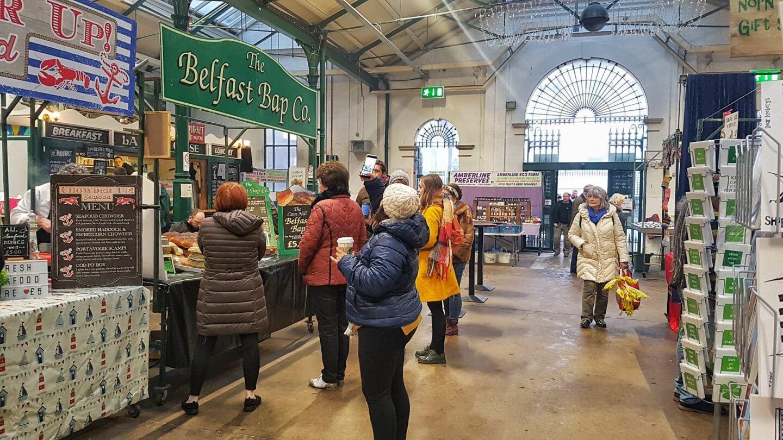 48 hours in belfast market