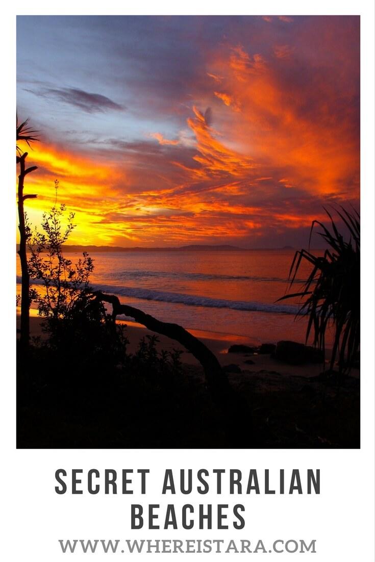 secret beaches in Australia where is tara povey top irish travel blogger