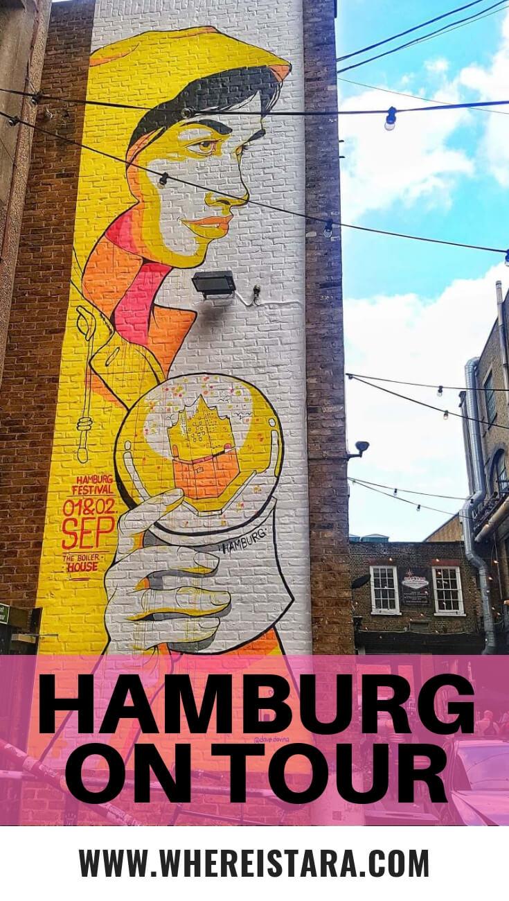 Hamburg on tour london festival