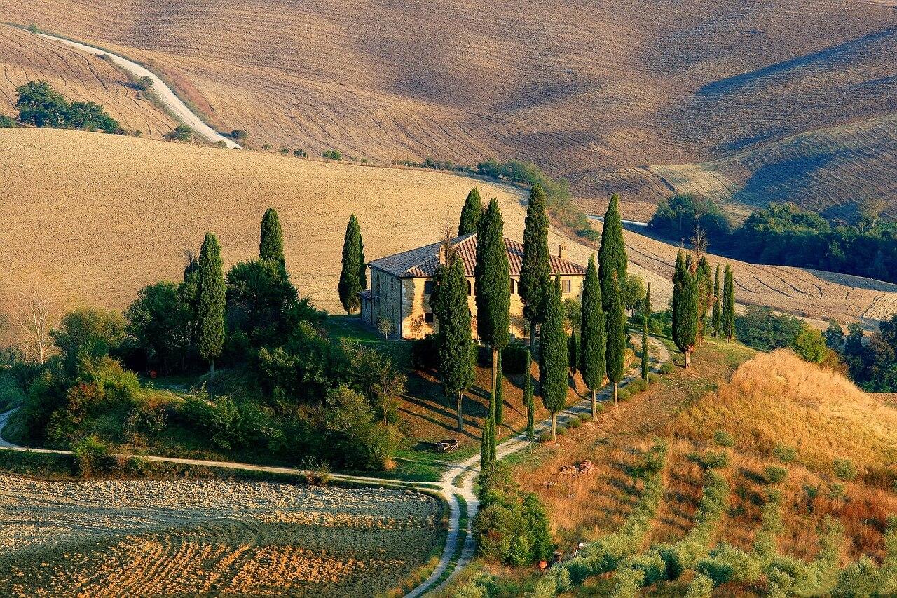 2019 travel inspiration tuscany