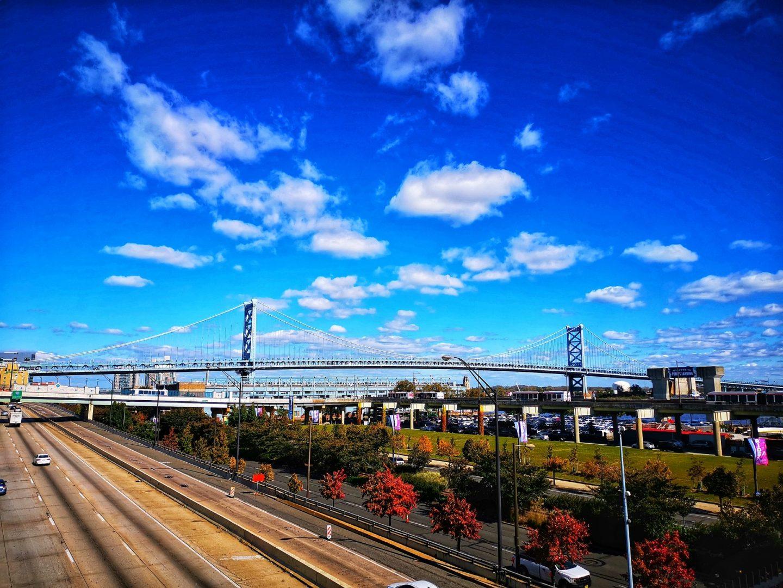 2 days in philadelphia itinerary bridge