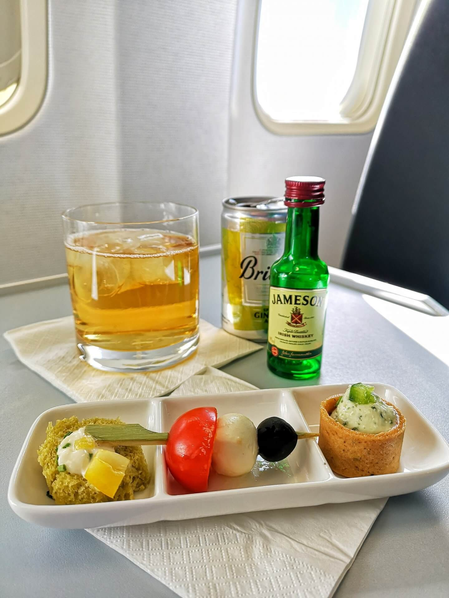 aer lingus business class review