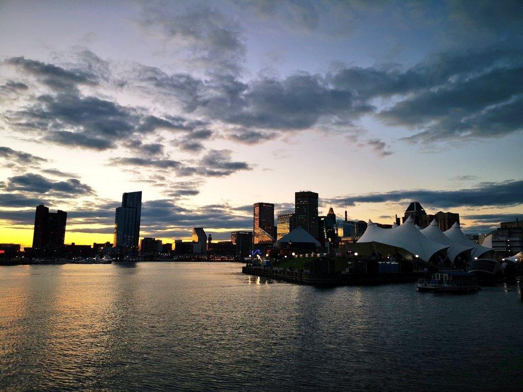 Baltimore to DC USA Capital Region where is tara