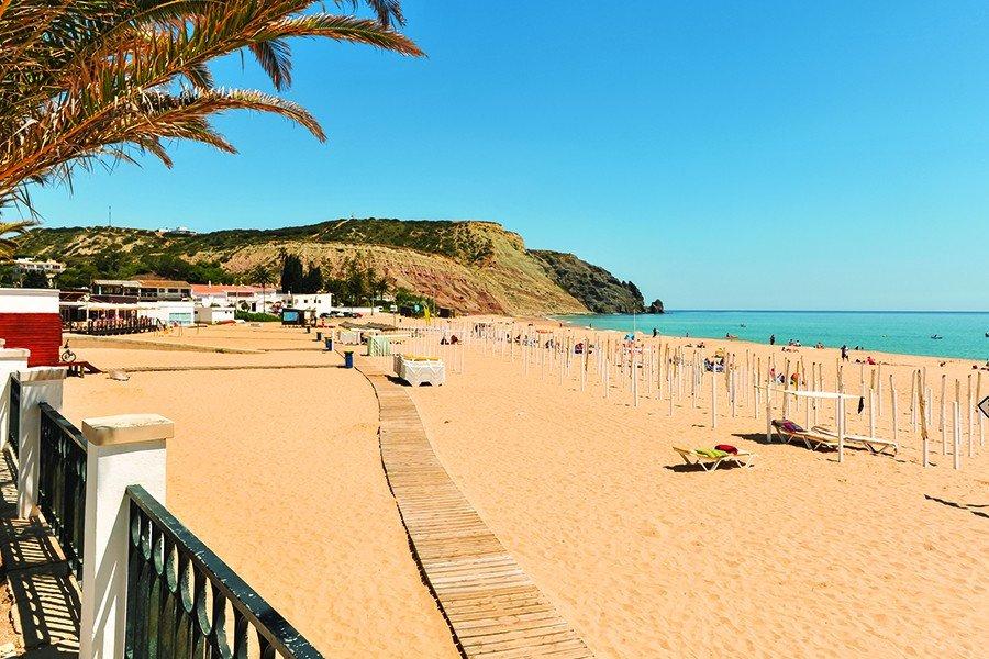 Cheap winter sun holidays Praia da Luz Portugal winter sun destinations in europe