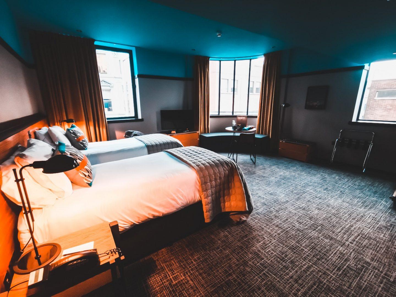 Bullitt hotel belfast review tipsy afternoon tea